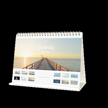 Grömitz Kalender 2016 A5 Tischkalender