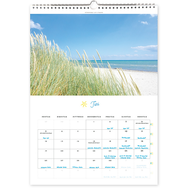 Grömitz Kalender 2017 Wandkalender DIN-A3