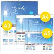 Grömitz Kalender Set 2017