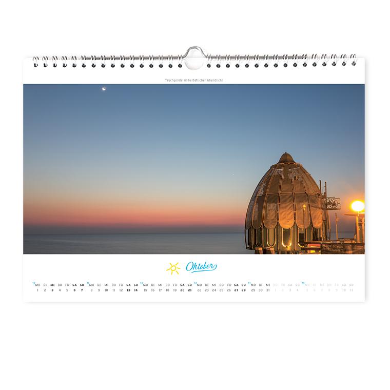 Grömitz Kalender 2018 A4