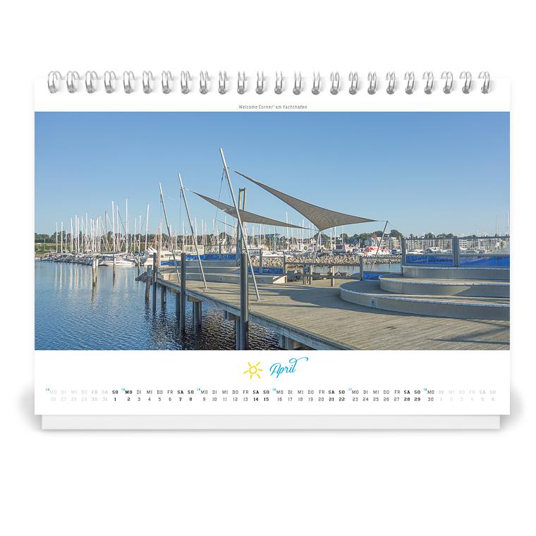 Grömitz Kalender 2018 A5