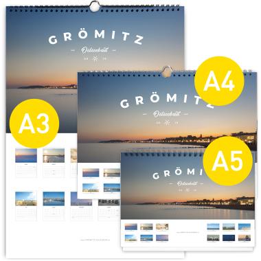 Grömitz-Kalender 2019 Set