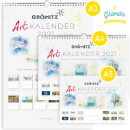 Grömitz Art-Kalender 2021 Set