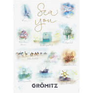 "Grömitz Fan-Poster ""Sea You"""